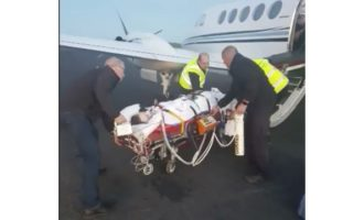 Praise for Woodgate Air Ambulance Transfer